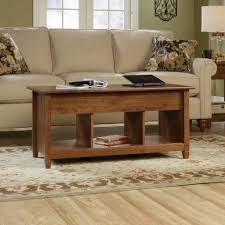 coffee table carson forge lift top coffee table 414444 sauder c