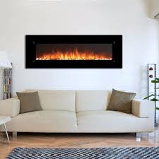 wall hung fireplace binhminh decoration