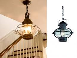 Hanging Light Fixtures For Bathrooms by Bathroom Brings Contemporary Style With Nautical Bathroom