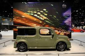 nissan cube bodykit nissan cube archive motoring underground