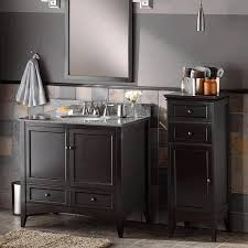 Bathroom Floor Storage Cabinet Bathroom Floor Storage Classy Grey Fibreglass Free Standing