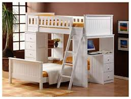 Loft Bed Full Size With Desk Bedroom Trendy Loft Beds With Desk Full Size Photos Of New In