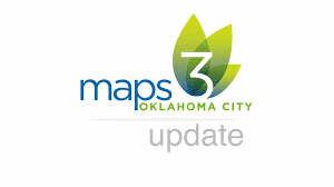 Maps Okc Maps 3 Update Groundbreaking For The Will Rogers Trail Youtube
