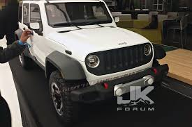 wrangler jeep leaked 2018 jl jeep wrangler unlimited jk forum