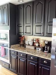 Black Kitchen Cabinets Black Kitchen Cabinets Makeover Reveal Hometalk