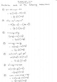 rd sharma class 8 solutions chapter 7 factorization ex 7 4 q 1