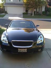 lexus platinum extended warranty black ecru 2005 sc 430 for sale with lexus platinum 7 year 100k
