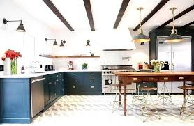 navy blue kitchen cabinets favorable idea navy blue kitchen ideas audacious idea navy blue