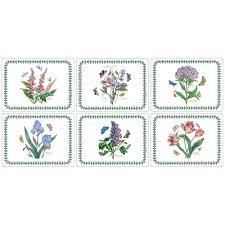 pimpernel botanic garden placemat set 6pce peter u0027s of kensington