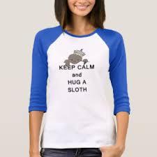 Sloth Meme Shirt - hug a sloth t shirts shirt designs zazzle