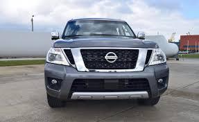 2017 nissan armada exterior 2017 nissan armada platinum road test review by tim esterdahl