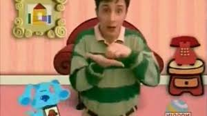 blue u0027s clues fast season 1 theme 2 video dailymotion