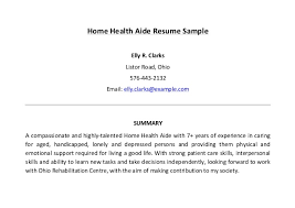 Sample Resume Home Health Aide by Example Of Strength Cover Letter Examples Of Resumes For Cashiers