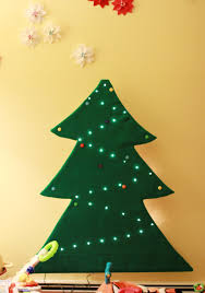tranquility spot tutorial toddler safe 2 d felt christmas tree