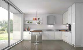 cuisine blanche avec plan de travail noir impressionnant cuisine blanche plan de travail noir avec plan de