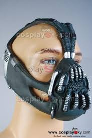 Bane Halloween Costume Dark Knight Rises Bane Mask Replica Batman Dark Knight Rises Costume Prop