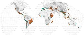 Where Is Morocco On A World Map by Afew Atlas For The End