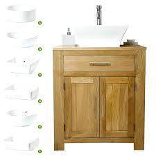 Solid Wood Bathroom Vanities Solid Wood Bathroom Vanity Units Solid Oak Vanity Unit With Basin