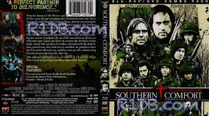 Southern Comfort 1981 Southern Comfort Dvd Covers Bluray Covers And Cover Art