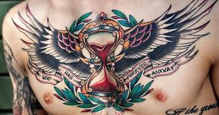 top 100 chest tattoos for