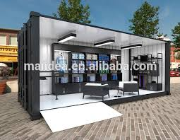 Garment Shop Interior Design Ideas Wholesale In Free Design For Mobile Shop Container With Ce