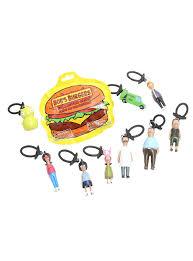 bob s burgers bob u0027s burgers series 1 backpack hangers blind bag clip on figure