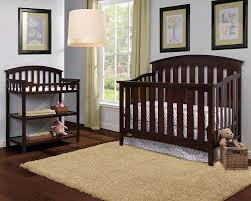 Espresso Nursery Furniture Sets by Amazon Com Graco Arlington 4 In 1 Convertible Crib Espresso Baby