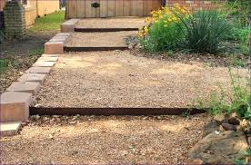 railroad ties landscaping image of railroad tie driveway decor