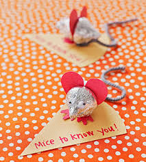 valentines for sweet s day crafts for kids heart shapes mice and
