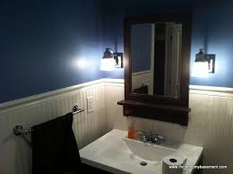 Pictures Of Bathroom Lighting Basement Bathroom Design Ideas U0026 3 Things I Wish I U0027d Done Differently