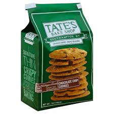 Tate S Cookies Where To Buy Tate U0027s Bake Shop Chocolate Chip Cookies Shop Family Cookies At Heb