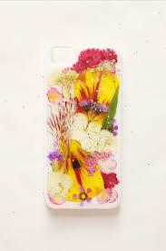 diy pressed flower iphone case etsy journal