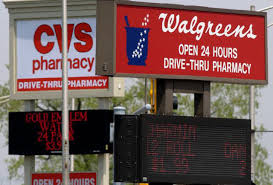 will cvs and walgreens go the way of blockbuster or netflix
