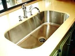 Abey Kitchen Sinks Single Bowl Stainless Steel Sink Latercera Co