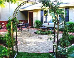 small front porch garden landscaping ideas for ranch style home