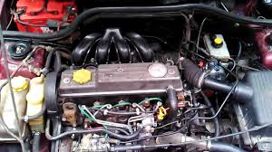 ford escord 1 8 diesel from 1993 youtube