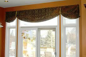 fresh elegant wooden valances for living room 16528