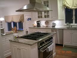 kitchen island range kitchens design