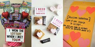 cheap valentines gifts for him 10 easy diy s day gifts v day gifts for