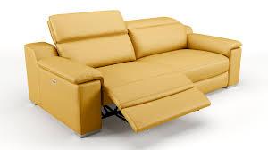3 sitzer sofa designer couch 3 sitzer sofa mit relaxfunktion sofanella