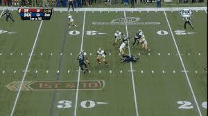 colin kaepernick blows seahawks away with 58 yard run si