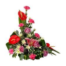 Flower Arrangement Send Flower Arrangements To South Africa Inmotion Flowers