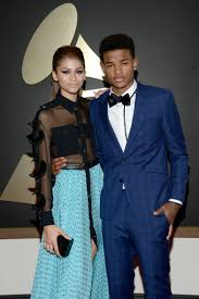 zendaya u0026 trevor jackson disney actress wears her best friend u0027s