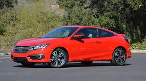 honda civic 2016 first drive 2016 honda civic coupe video