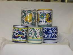 handmade italian ceramic mugs by the pottery co custommade com