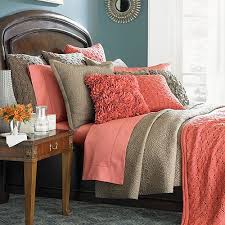 22 beautiful bedroom color schemes coral teal colors and teal