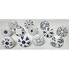 painted ceramic cabinet knobs jgarts 20 knobs grey white cream hand painted ceramic knobs