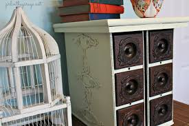 Upcycled Filing Cabinet Upcycled Antique Sewing Drawers Girl In The Garage
