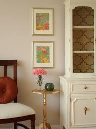 honey sweet home easy u0026 inexpensive diy art a framed scarf