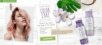 clarifying shoo for coloured hair matrix professional hair care salon services